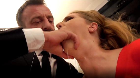 Ashley Lane enjoy dominance of Master Pascal